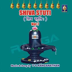 Shiva Stuti Vol 7 - TS. Ranganathan songs