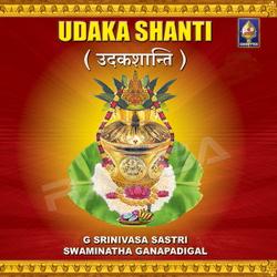 Udaka Shanti songs