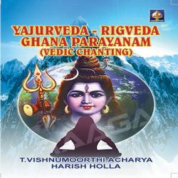 Yajur Veda - Rig Veda Ghana Paaraayanam - Vedic Chanting songs