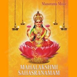 Mahalakshmi Sahasranamam songs