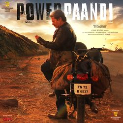 The Romance Of Power Paandi - Venpani Malare song