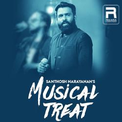 Santhosh Narayanan's Musical Treat songs
