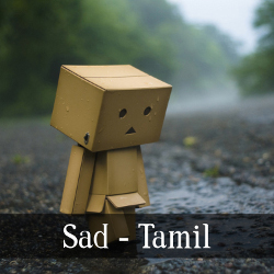 Sad - Tamil songs