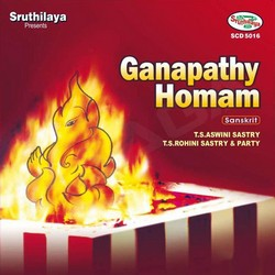 Ganapathi Homam songs