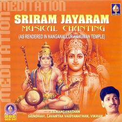 Chants - Sriram Jayaram (Vol 2) songs