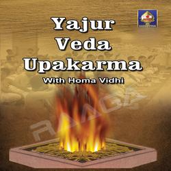 Yajur Veda Upakarma with Home Vidhi songs