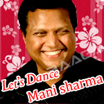 Let's Dance - Mani Sharma Vol - 2 songs