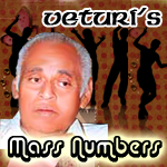 Veturi's Mass Numbers songs