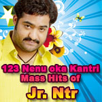 123 Nenu oka Kantri Mass Hits of Jr. Ntr