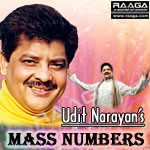 Udit Narayan's Dance Numbers - Vol 1 songs