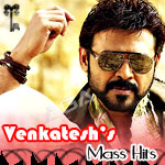 Victory Venkatesh's Mass Hits - Vol 1 songs