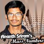 Ananth Sriram's Mass Numbers - Vol 1 songs