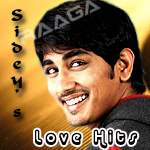 Siddharth's Love Hits songs