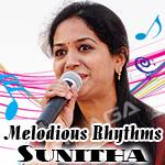 Melodious Rhythms - Sunitha (Vol 1)