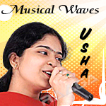 Musical Waves - Usha (Vol 1) songs