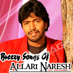 Breezy Songs Of Allari Naresh songs
