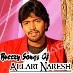 Breezy Songs Of Allari Naresh songs