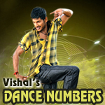 Dance Numbers of Vishal songs
