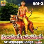 Nandamaye Anandamaye - Sri Ayyappa Patalu (Vol 3) songs