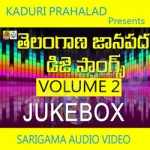 Janapada Dj Songs - Vol 2 songs