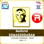 Madurai Somasundaram - Vol 2 songs