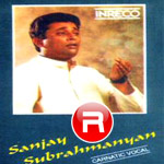 Sanjay Subrahmanyan - Vol 3 songs