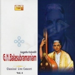 GN. Balasubramaniam - Vol 4 songs