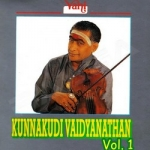 Violin (Kunnakudi Vaidyanathan) - Vol 1 songs