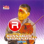 Violin (Kunnakudi Vaidyanathan) - Vol 2 songs