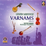 Music Lessons Varnams - Vol 2 songs
