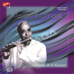 Maestro In Concert Vol 1 - N. Ramani songs
