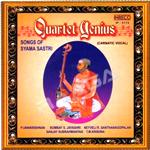 Quartet Genius - Songs Of Syama Sastri songs