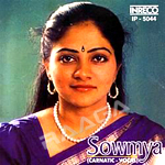 Carnatic Vocal - S. Sowmya songs
