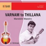Mandolin Maestro U. Srinivas songs