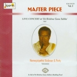 Master Piece - Vol 1 Live 1987 N. Ramani songs