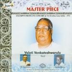 Master Piece - Vol 2 Live 1974 Voleti Venkateshwarulu songs