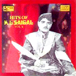 Hits Of KL. Saigal - Vol 4 songs