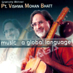 Music A Global Language-Vishwa Mohan Bhatt
