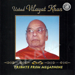Ustad Vilayat Khan Tribute From Megaphone