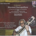 Indian Classical Music-Shyamal Chattopadhyay songs