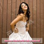 Actress Aindrita Birthday Special