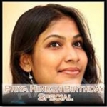 Priya Himesh Birthday Special songs