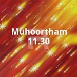 Muhoortham 11.30 songs
