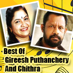 Best Of Gireesh Puthanchery And Chitra songs