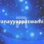 Ayyanayyappaswamikke songs