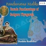 Narada Pancharatnas Of Sadguru Thyagaraja songs