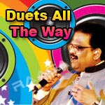 Duets All The Way - SP. Balasubramaniam songs