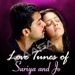 Love Tunes Of Suriya And Jo songs