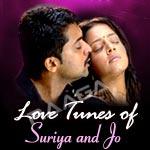 Love Tunes Of Suriya And Jo songs