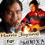Harris Jayaraj For Suriya songs